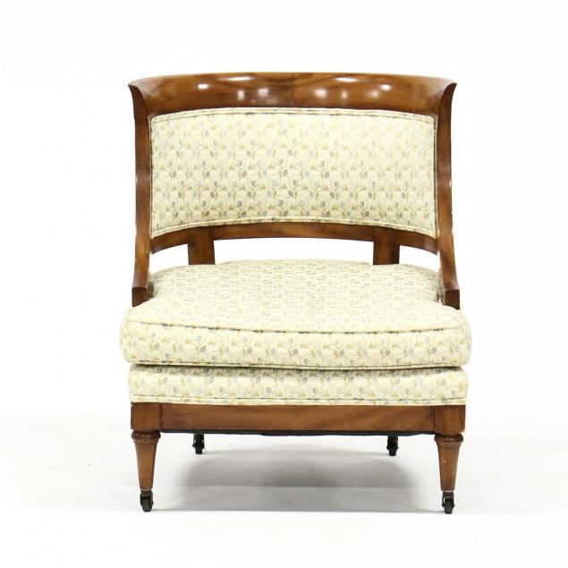 regency-style-slipper-chair