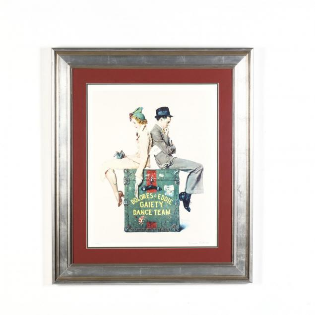 after-norman-rockwell-american-1894-1978-dolores-eddie-gaiety-dance-team