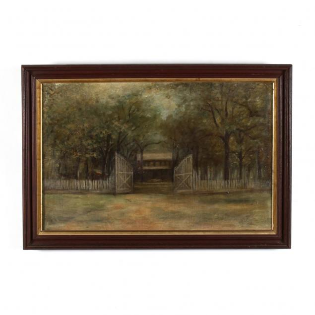 an-antique-american-architectural-painting