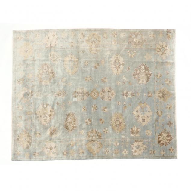 indo-oushak-carpet