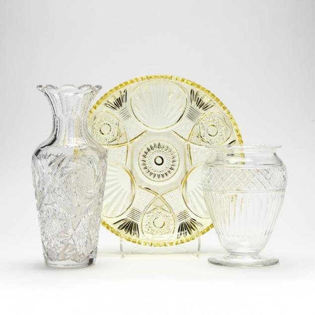 three-piece-of-fine-american-cut-glass