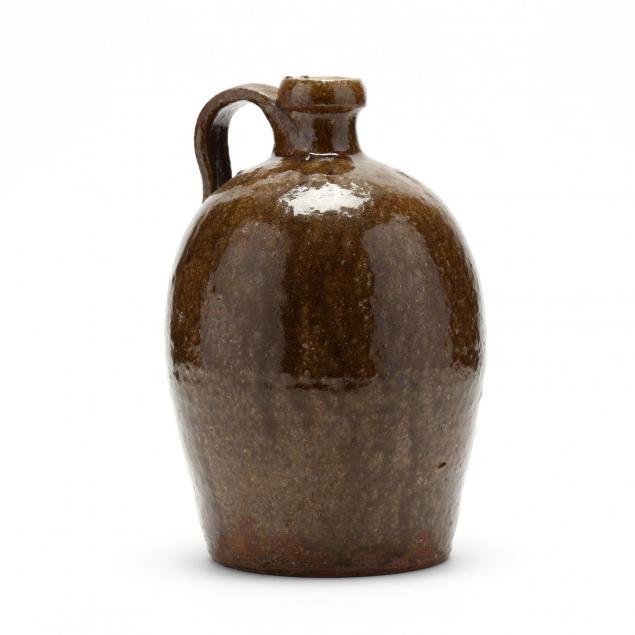 western-nc-pottery-jug-stamped