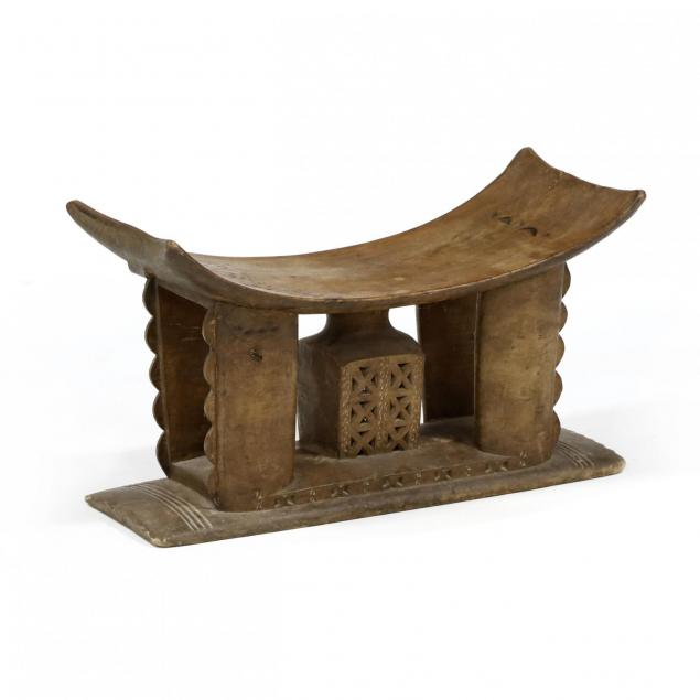 african-carved-wood-stool