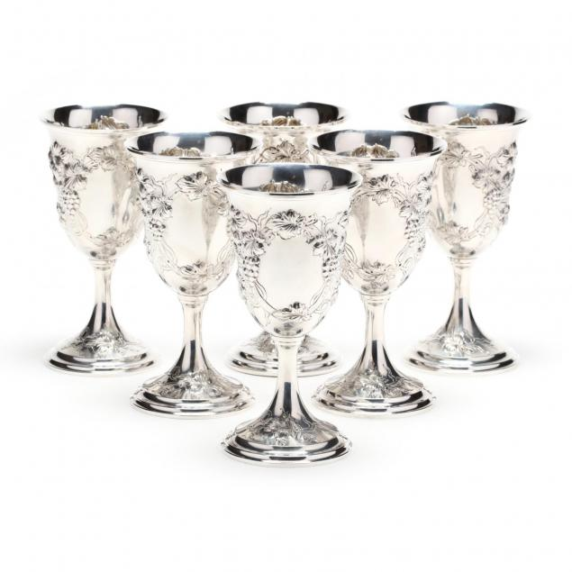 a-set-of-six-sterling-silver-goblets-by-s-kirk-son