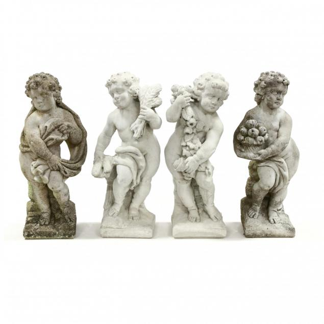 complete-set-of-the-four-seasons-garden-statues