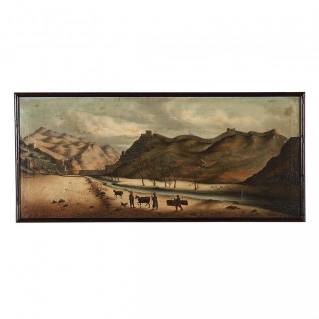 att-youqua-or-studio-fl-1840-1870-the-great-wall-of-china