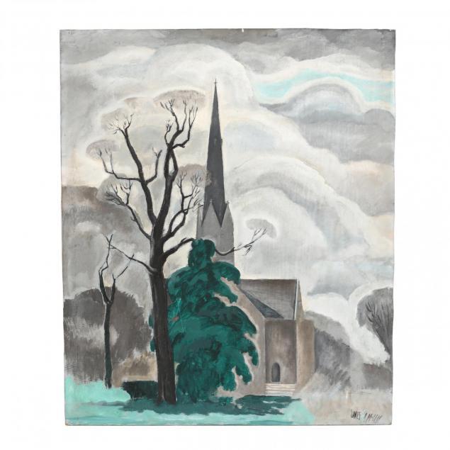 james-augustus-mclean-nc-1904-1989-i-1st-baptist-church-capitol-square-i