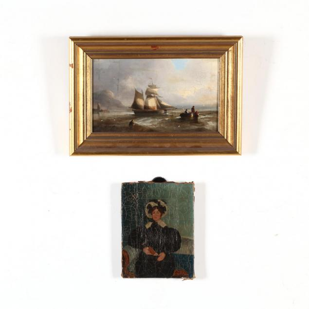 two-19th-century-english-school-paintings