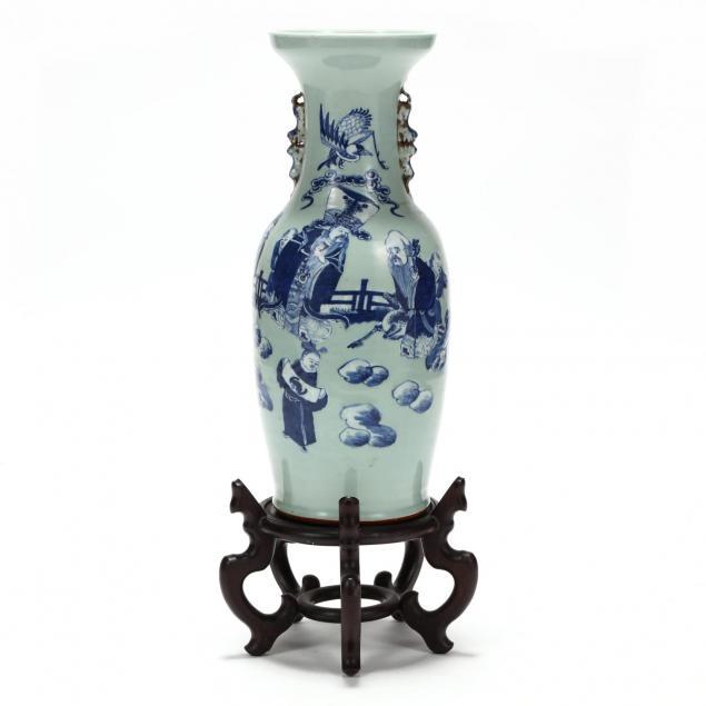 chinese-cobalt-over-celadon-floor-vase