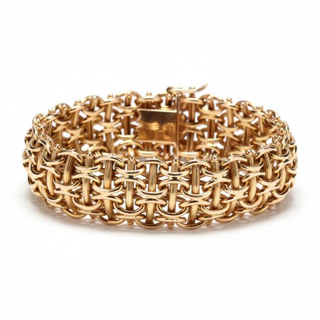 18kt-gold-bracelet-france