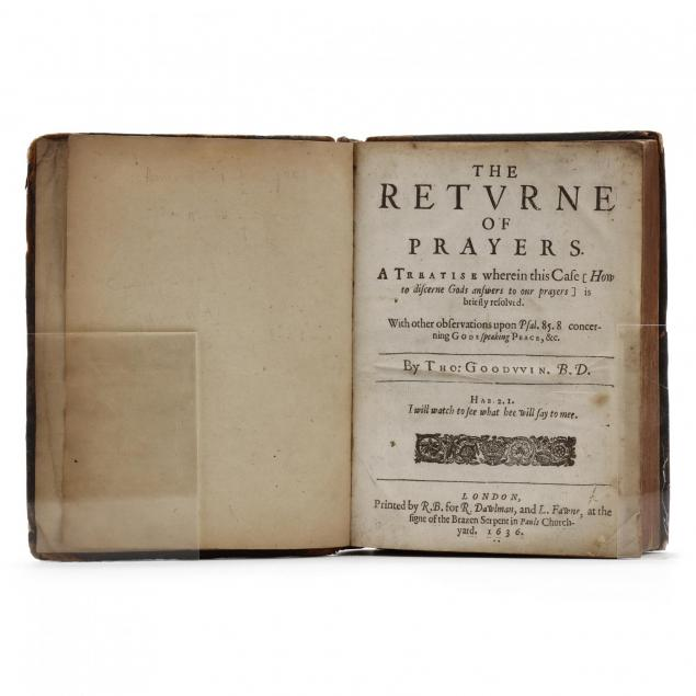 goodwin-thomas-i-the-returne-of-prayers-i