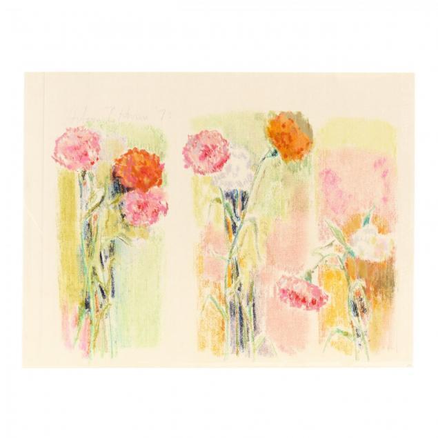 hobson-pittman-nc-pa-1899-1972-i-carnations-in-panels-i