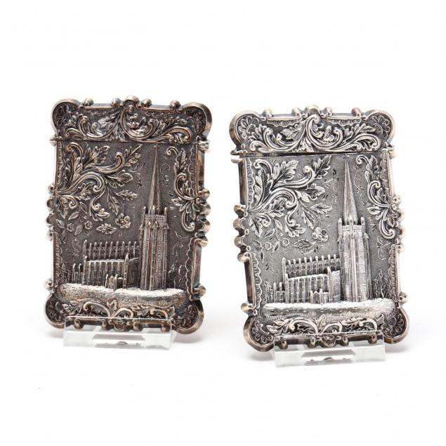 two-american-coin-silver-card-cases
