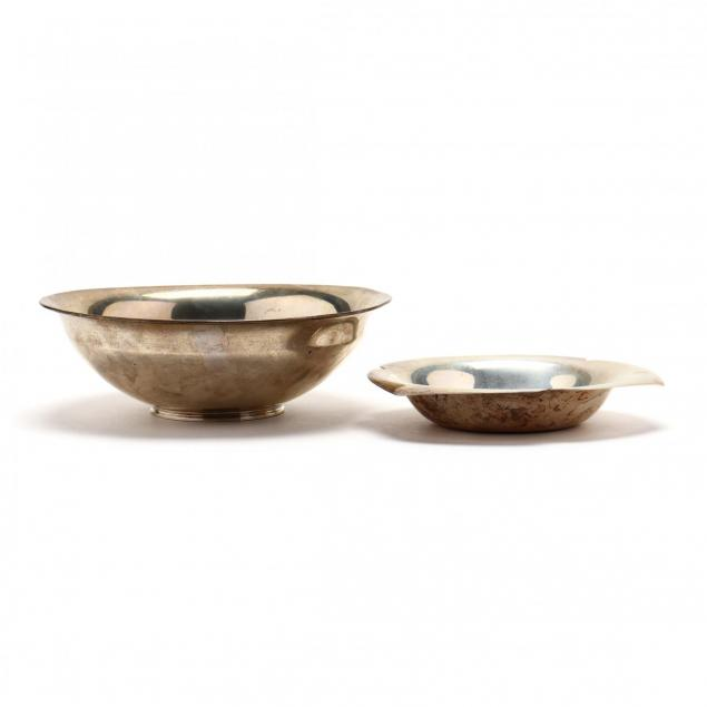 two-tiffany-co-sterling-silver-bowls