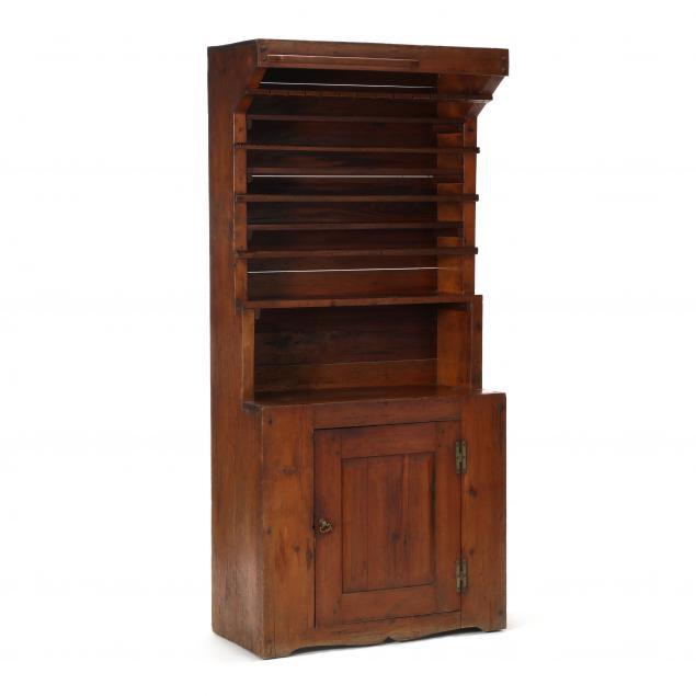 southern-diminutive-flat-wall-open-pewter-cupboard