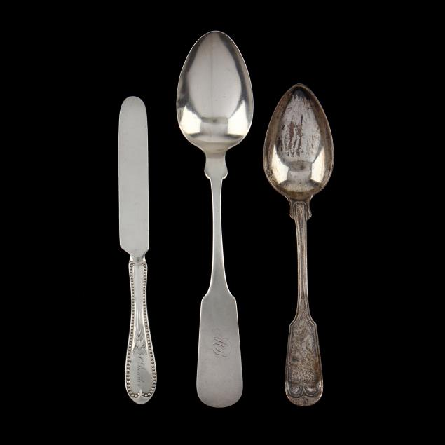 three-nc-retailed-coin-silver-flatware-pieces