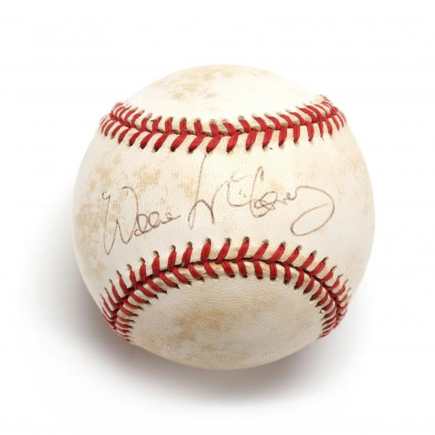 willie-mccovey-autographed-baseball