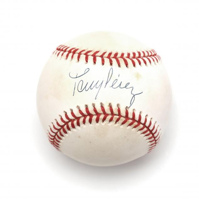 tony-perez-autographed-baseball