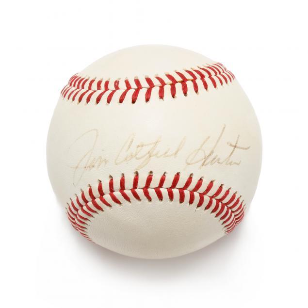 jim-catfish-hunter-autographed-baseball