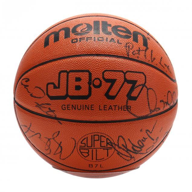 dream-team-autographed-1992-nba-basketball
