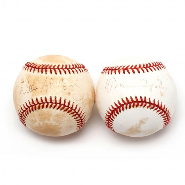 two-autographed-baseballs-ernie-banks-and-willie-mccovey