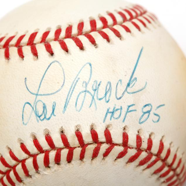 two-autographed-baseballs-bob-feller-and-lou-brock