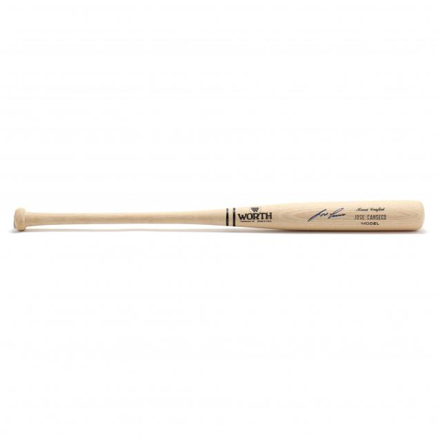 jose-canseco-autographed-bat-with-coa