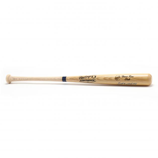 ted-williams-signed-500-home-run-club-bat