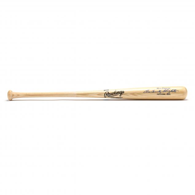 enos-country-slaughter-autographed-big-stick-bat