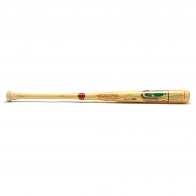 willie-mays-autographed-cooperstown-stadium-series-bat