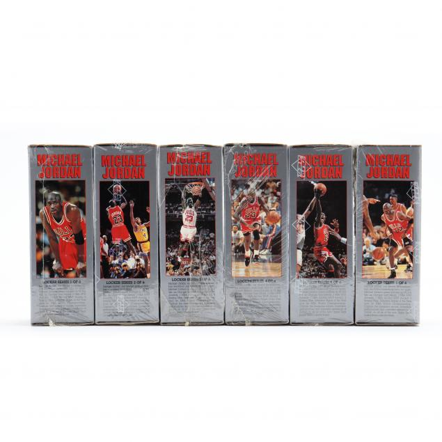 six-michael-jordan-upper-deck-locker-series-basketball-card-boxes
