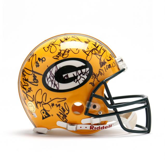 super-bowl-xxxi-champion-green-bay-packers-autographed-helmet