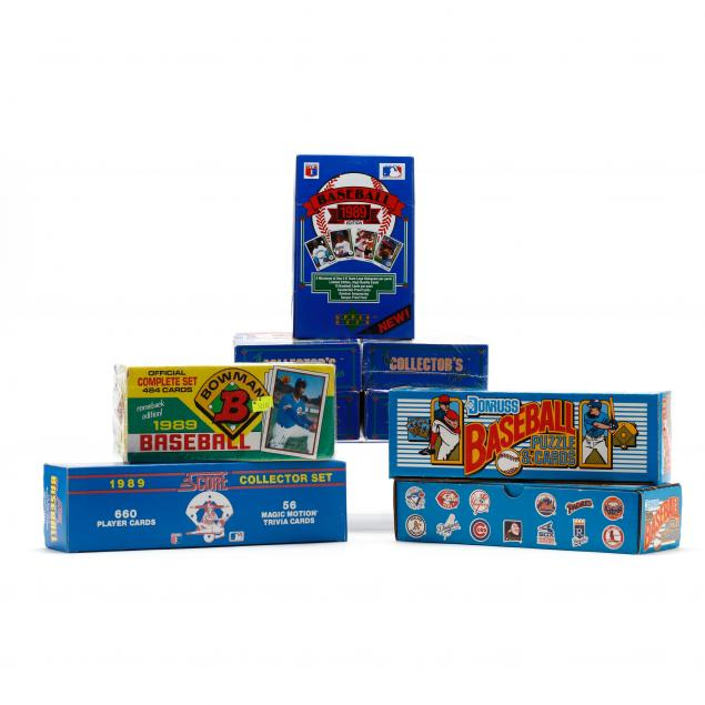 nine-boxes-1989-upper-deck-bowman-donruss-and-score-baseball-cards