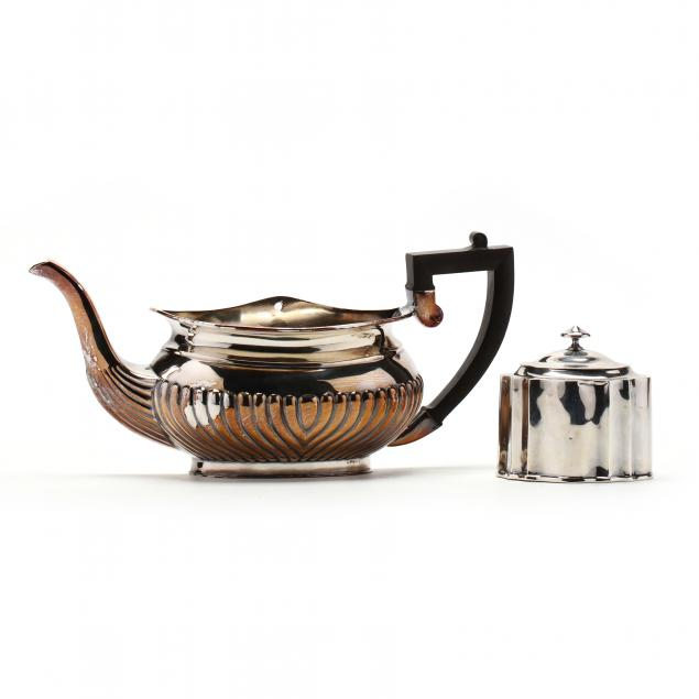 a-sterling-silver-tea-caddy-with-a-silverplate-teapot-wall-pocket