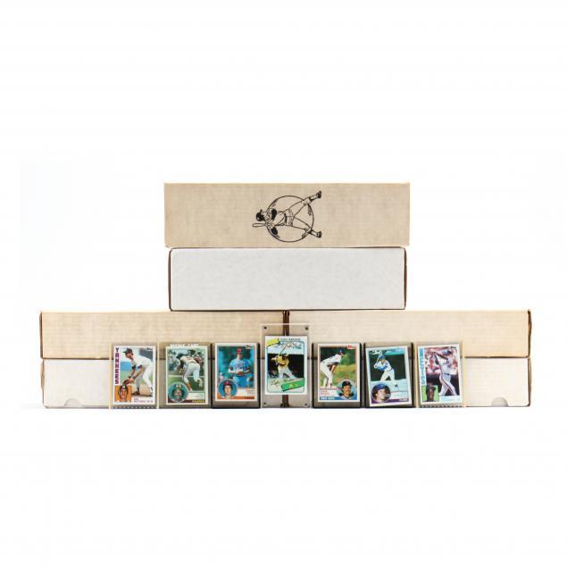 six-topps-1970-80s-baseball-card-boxed-sets