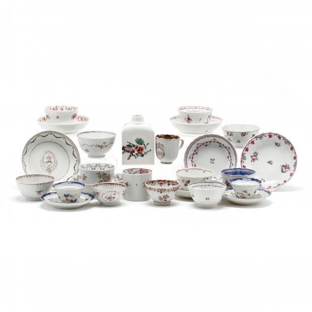 a-collection-of-antique-chinese-continental-teawares