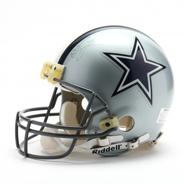 troy-aikman-autographed-dallas-cowboys-helmet