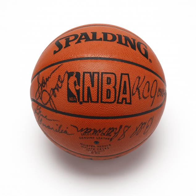 psa-dna-certified-boston-celtics-1994-team-signed-basketball