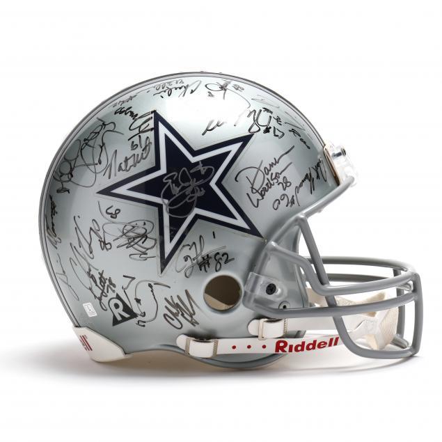 1995-96-dallas-cowboys-super-bowl-xxx-team-signed-helmet-with-coa