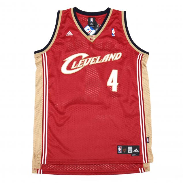 antawn-jamison-autographed-nba-cleveland-cavilers-jersey