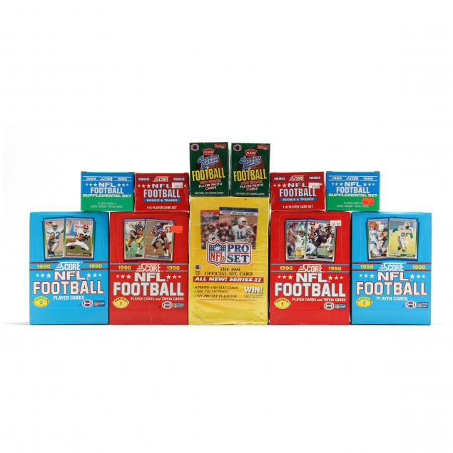 eleven-1989-90-boxed-nfl-football-card-packs