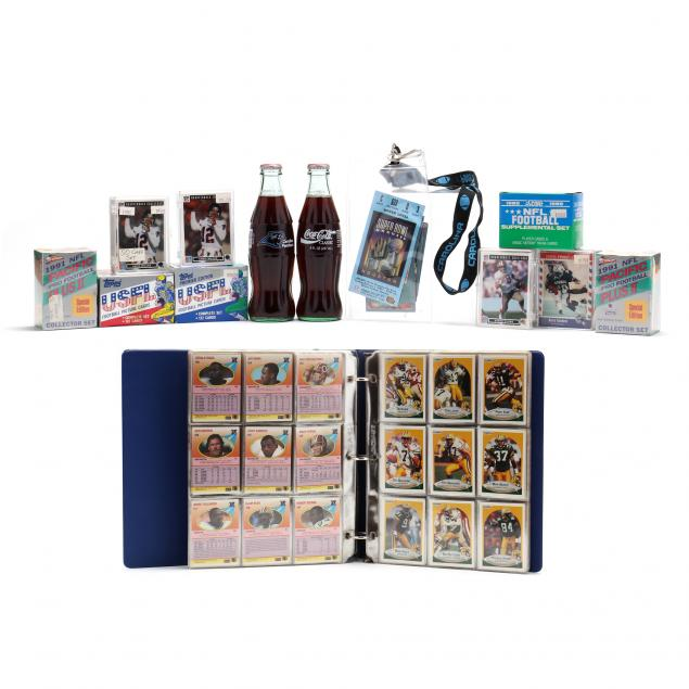 mixed-nfl-football-collectible-grouping