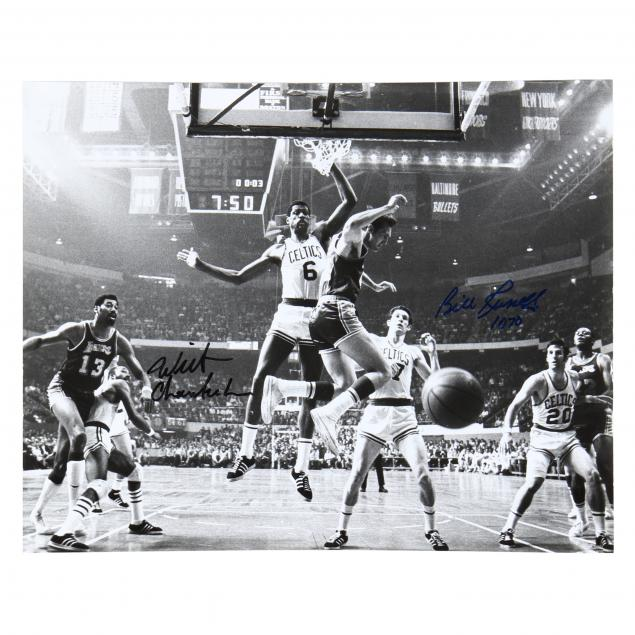 bill-russell-and-wilt-chamberlin-signed-photograph