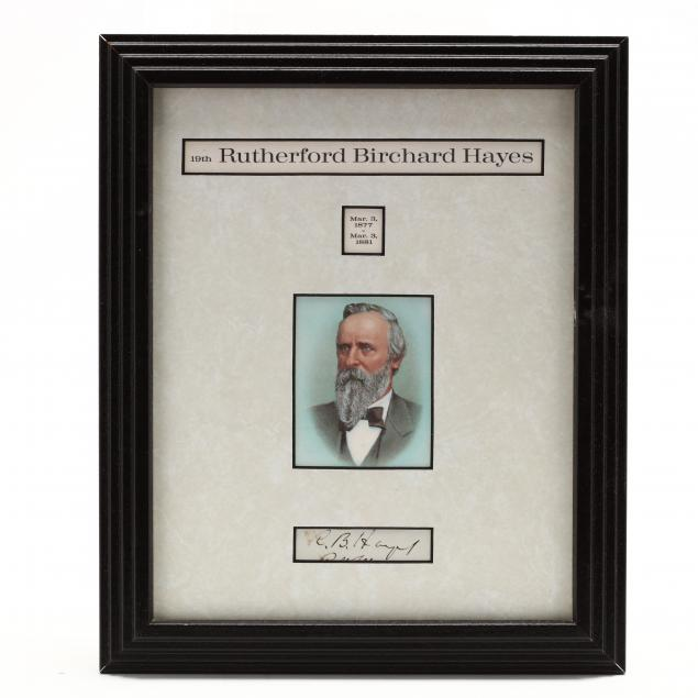 19th-u-s-president-rutherford-b-hayes-autograph