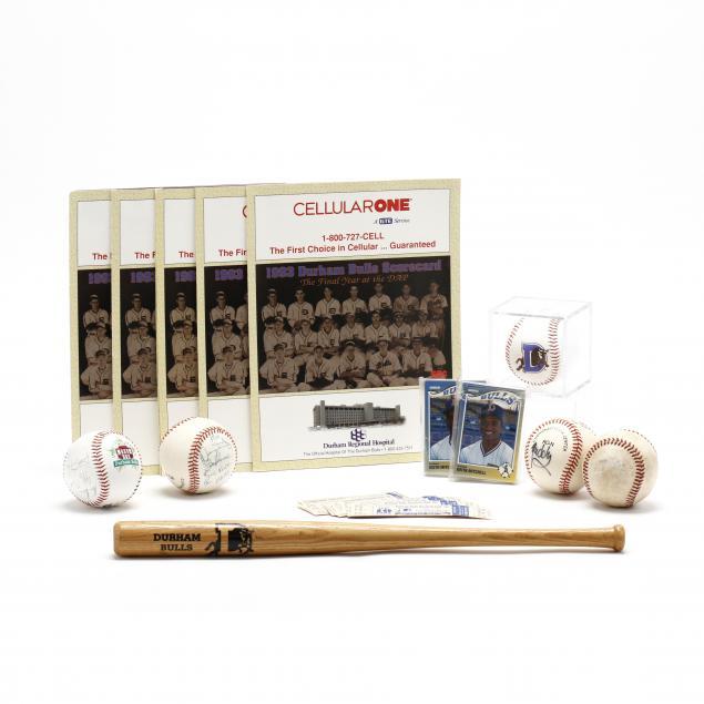 durham-bulls-baseball-collectibles