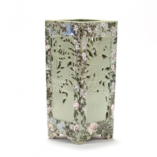 an-antique-japanese-seto-celadon-glazed-umbrella-stand