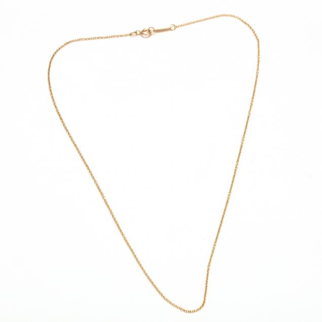 18kt-gold-rolo-chain-tiffany-co