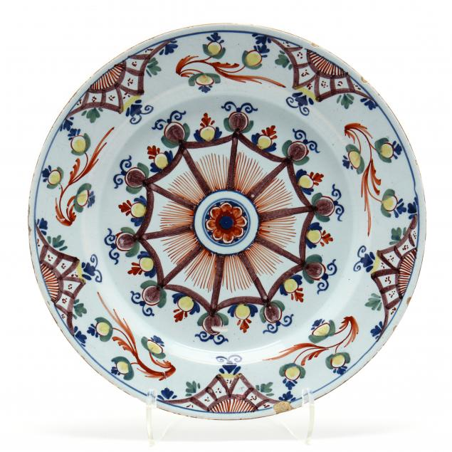 a-deep-sided-dutch-delft-polychrome-charger