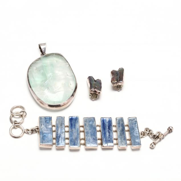 three-sterling-silver-and-gemstone-jewelry-items-charles-albert
