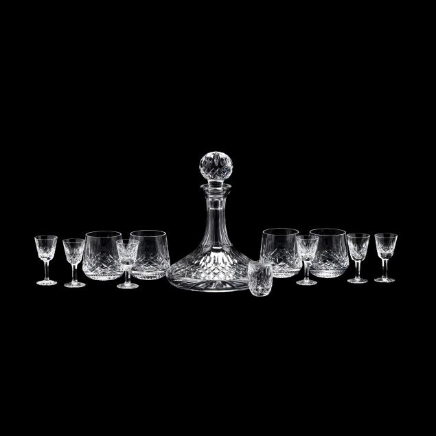 waterford-lismore-crystal-barware